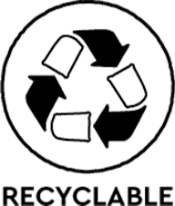 Recycleable