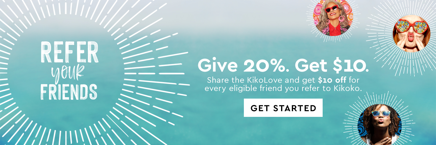 Refer-a-Friend to Kikoko