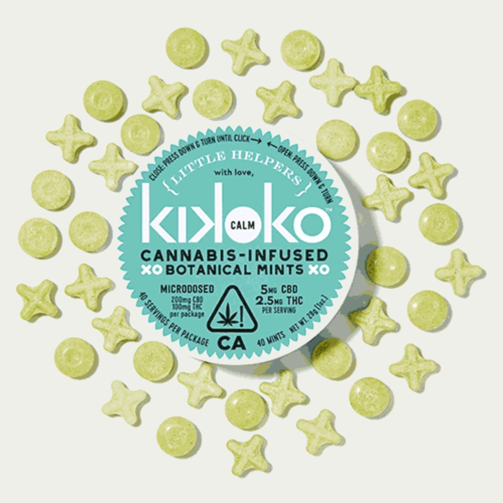 Kikoko Little Helper Calm Mints