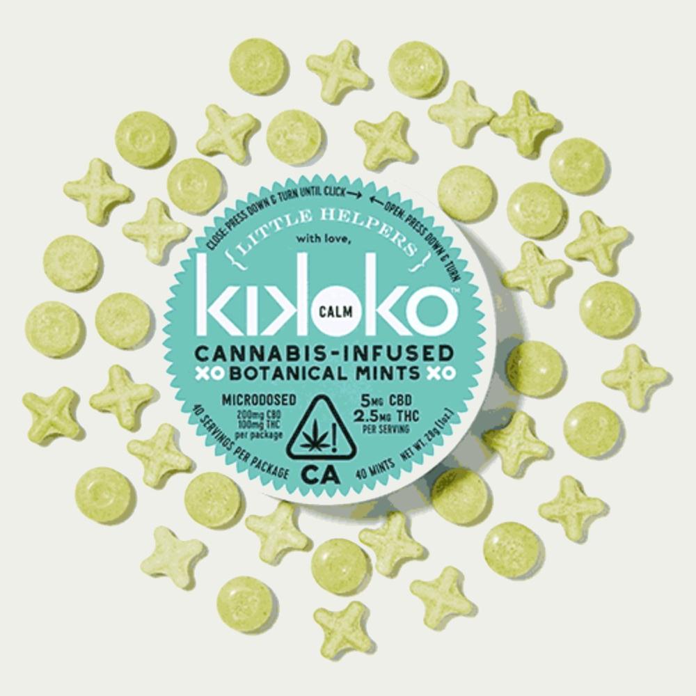Kikoko Little Helper Calm Mints
