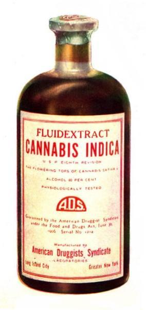 25a_1930_drug_bottle_containing_cannabis