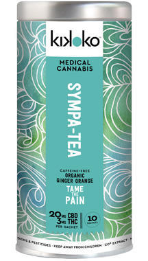 Sympa-tea - Cannabis Tea for Pain