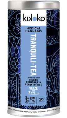 Tranquility-Tea Cannabis Tea for Libido and sexuality