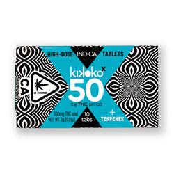 Kikoko XTabs Indica 50mg