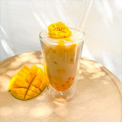 Mango Sun Boba Tea