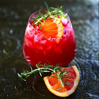 Kikoko Ruby Greyhound Canna Cocktail