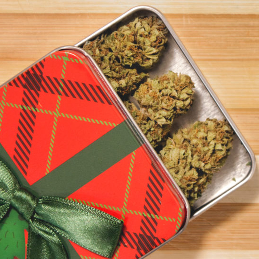 San Francisco Weekly - Best Cannabis Gifts