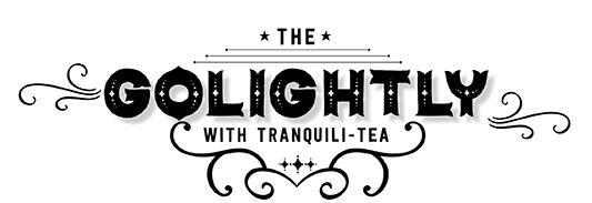 The Golightly - cannabis-infused cocktail replacement with Tranquili-Tea