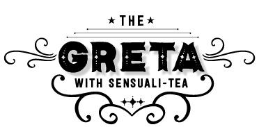 The Greta - cannabis-infused cocktail replacement with Sensuali-Tea
