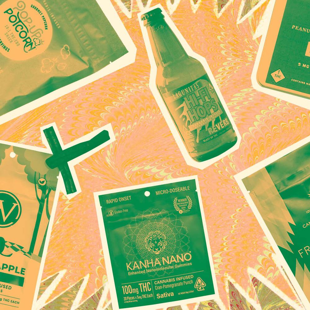 Thrillist Best Cannabis Edibles 2020