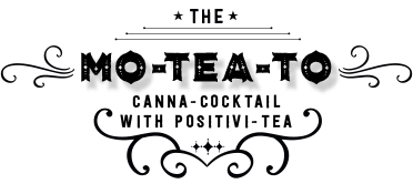 The Frida - cannabis-infused cocktail replacement with Positivi-Tea
